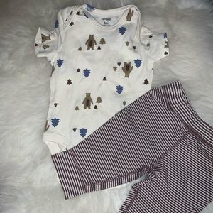 Carters baby outfit 😍